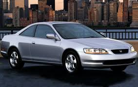 2001 Honda Accord Information And Photos Zombiedrive