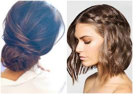 Hochsteckfrisurenen F Kurze Haare Zum Selber Machen Leicht by 22 Einfache Frisuren Selber Machen Bob Frisuren