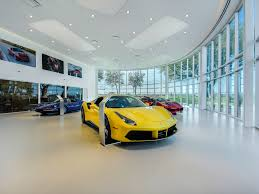 ferrari dealership showroom ferrari of austin new ferrari dealership in austin tx 78744