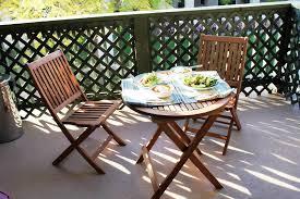 balcony furniture set u2014 optimizing home decor ideas how to