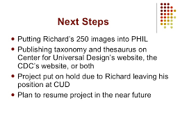 Resume Thesaurus Building A Thesaurus From The Ground Up Cataloging Universal Design U2026