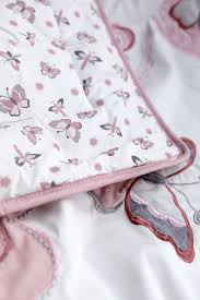 girls butterfly bedding bedding set double picture more detailed picture about