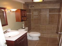 basement half bathroom ideas
