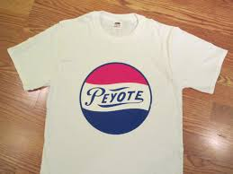 vintage 70 s peyote pepsi transfer on new t