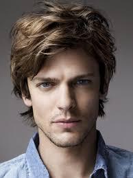 men medium length hairstyle medium length for men