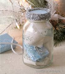 awesome way to give a gift in a mason jar crafts a la mode