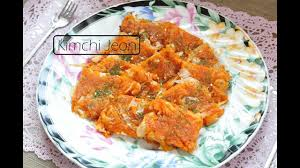 cara membuat pancake kimchi resep dan cara membuat pancake kimchi kimchi jeon youtube
