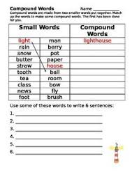 separating syllables 2 syllable worksheets and articles