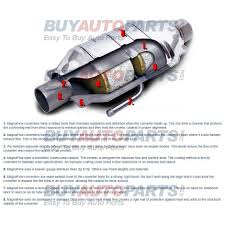 lexus gs450h cars for sale magnaflow exhaust products 49 state legal direct fit catalytic