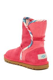 womens ugg leona boots ugg australia leona serape boot toddler kid big kid