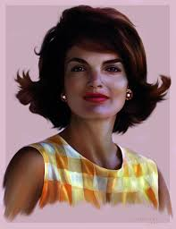 jackie kennedy august 1960 by christinegourvest on deviantart
