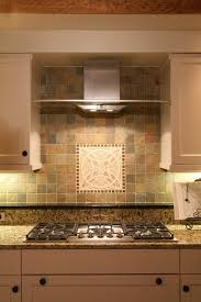 slate backsplash tiles for kitchen slate backsplash tile kitchen farmhouse with crown molding copper