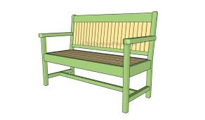 How To Build A Garden Bench Bench Build A Garden Bench How To Build A Quick And Easy Garden