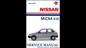 nissan micra bluetooth manual workshop manual nissan micra k10 manual de taller nissan micra