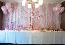 ruffled streamers sweet shoppe party avery is 1 chickabug