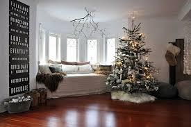 White Christmas Room Decorations by White Christmas Home Decor U2013 Adorable Home