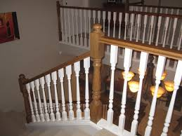 outdoor wrought iron stair railing repair of staircase handrail