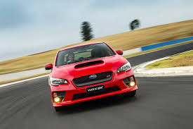 subaru wrx red 2015 subaru wrx sti review caradvice