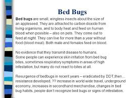 Why Do Bed Bugs Come Out At Night Skin U0026 Soft Tissue Infections Ppt Download