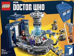amazon com lego ideas doctor who 21304 building kit toys u0026 games