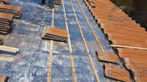 Radiant Barrier Osb Roof Sheathing by Roof Foil Barrier U0026 Multi Foil Heat Reflecting Membranes