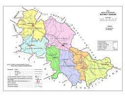 India States Map Maps An Official Website Of Dindori Madhya Pradesh India