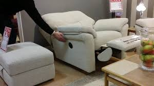 G Plan Recliner Sofas by G Plan Recliner Demonstration At Doorway To Value Youtube