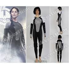 Katniss Everdeen Costume Aliexpress Com Buy The Hunger Games Catching Fire Katniss