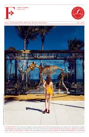 faena journal march 2017 by faena hotel miami beach issuu