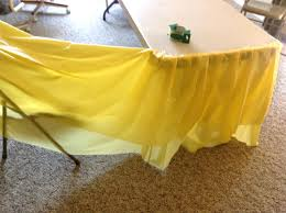 how to make a buffet table buffet table cloths how to make a skirt out of plastic dollar