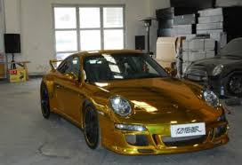gold porsche 911 bling porsche 911 in gold in china carnewschina com china