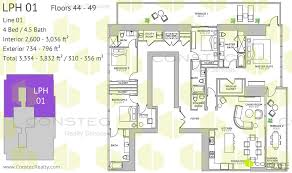 echo brickell floor plans echo brickell floor plans