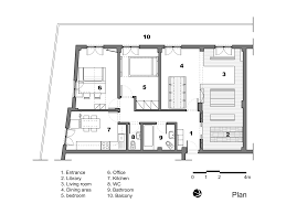 Camp Floor Plans Gallery Of Apartment In Thessaloniki 27 Architects 9