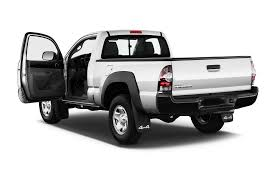 Dodge Dakota Truck Bed Size - 2011 toyota tacoma reviews and rating motor trend