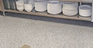 Commercial Kitchen Flooring Healthy Hygienic Commerical Kitchen Restaurant Flooring