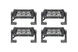 Off Road Light Bars Led by 4 Pack Carbine 5
