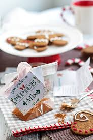 homemade gingerbread spice mix diy christmas gift