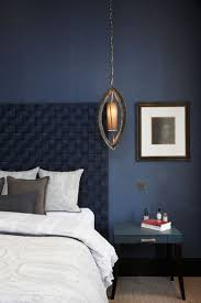 Dark Blue Accent Wall by Best 20 Midnight Blue Bedroom Ideas On Pinterest Blue Accent