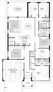 4 bedroom house floor plans house plan awesome floor plan of a 2 bedroom house floor plan of a
