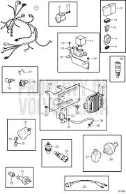 engine harness and sensors 5 7gxi a 7744300 volvopentastore com