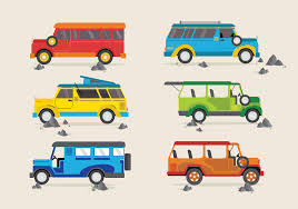 jeepney drawing jeepney transportation vector download free vector art stock