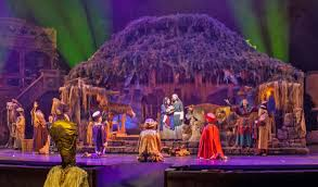 light and sound theater branson miracle of christmas returns to sight sound theatres this season