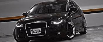 audi a3 turbo upgrade audi a3 drl led hid aftermarket projector headlights by