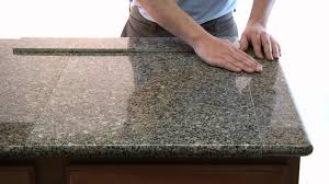 lazy granite tile for kitchen countertops youtube