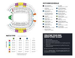 group tickets seattle sounders fc