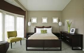 deco chambre verte chambre a coucher marron et vert idées de décoration capreol us