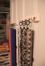 how to store wrapping paper best wrapping paper storage i ve seen so far gettin organized