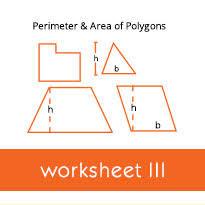 sides of polygons having the same perimeter worksheets