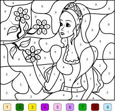 coloriage magique enfant imprimer dessin codé cp et maternelle