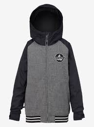 burton boys game day jacket burton snowboards winter 16